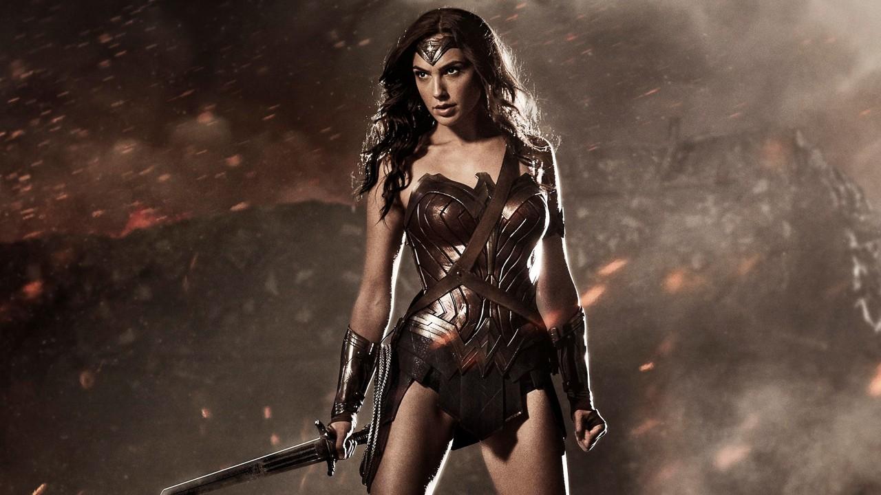 Wonder Woman, primera imagen del rodaje con Chris Pine