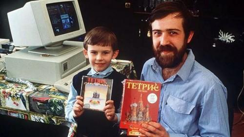 la película de Tetris