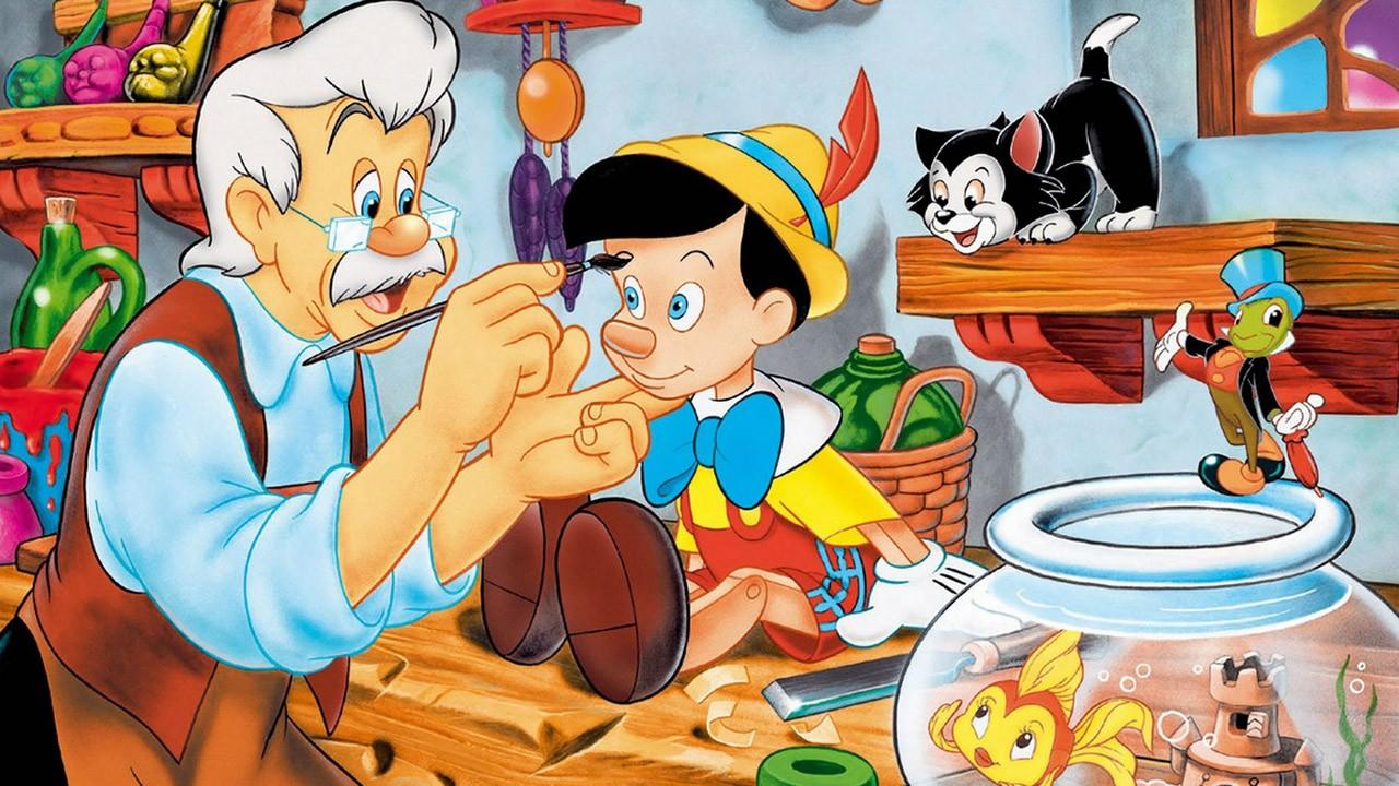 Si Disney hubiera sido fiel a los cuentos... - Pinocho