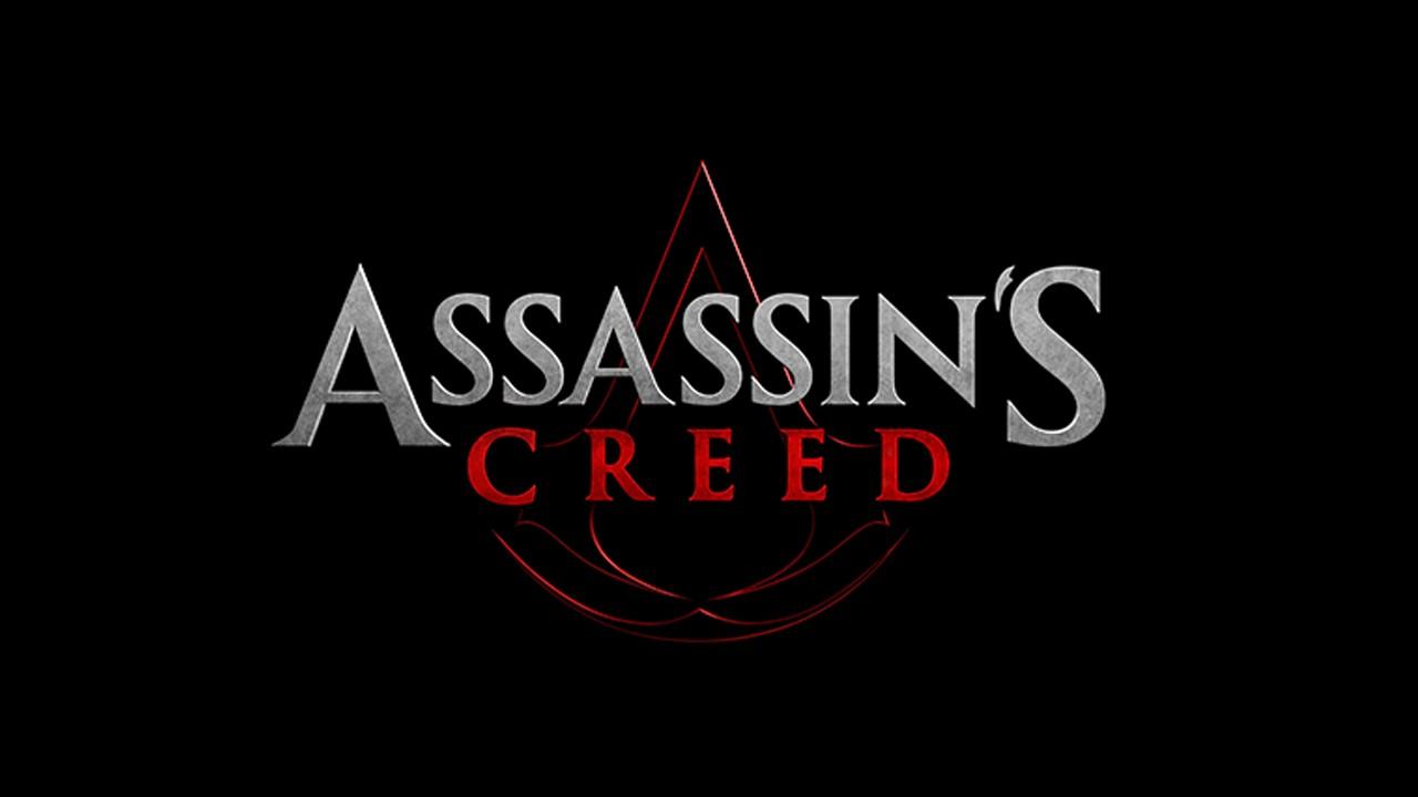 logo película de Assassin's Creed