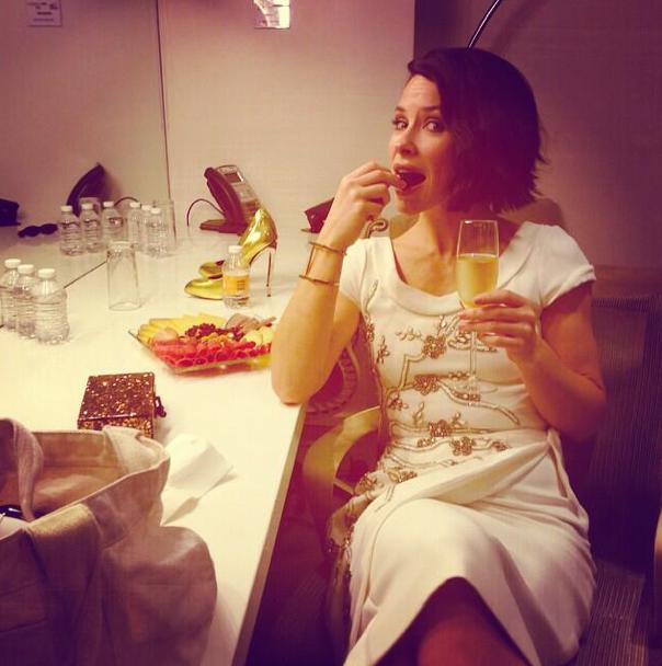 Evangeline Lilly natural