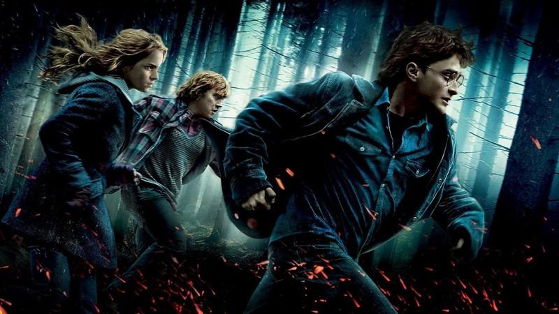 Las mejores películas sobre magia. Harry Potter