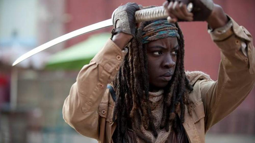 Si el mundo fuese como The Walking Dead ¿quién serías? El tipo duro o la tipa dura
