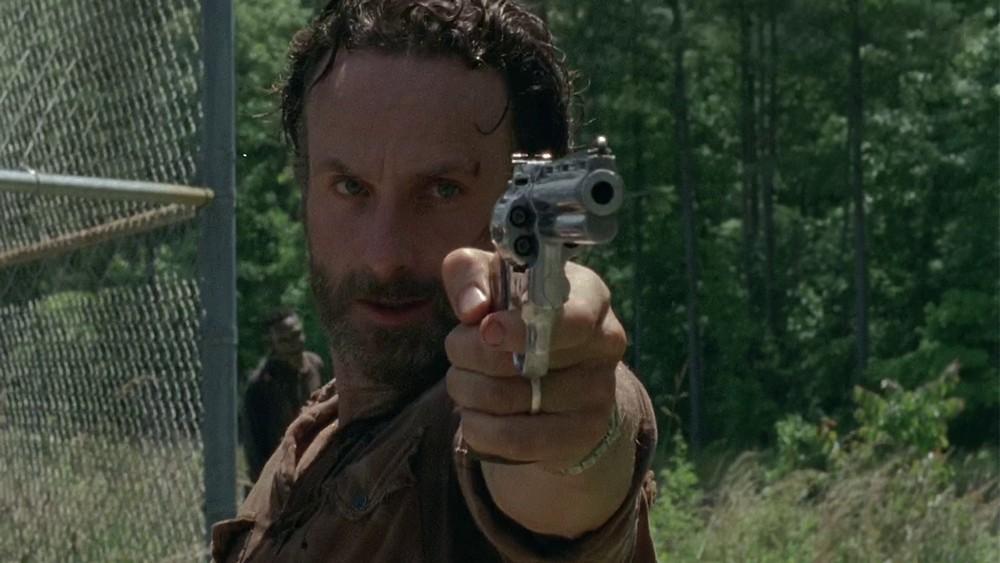 Si el mundo fuese como The Walking Dead ¿quién serías? El líder o la líder