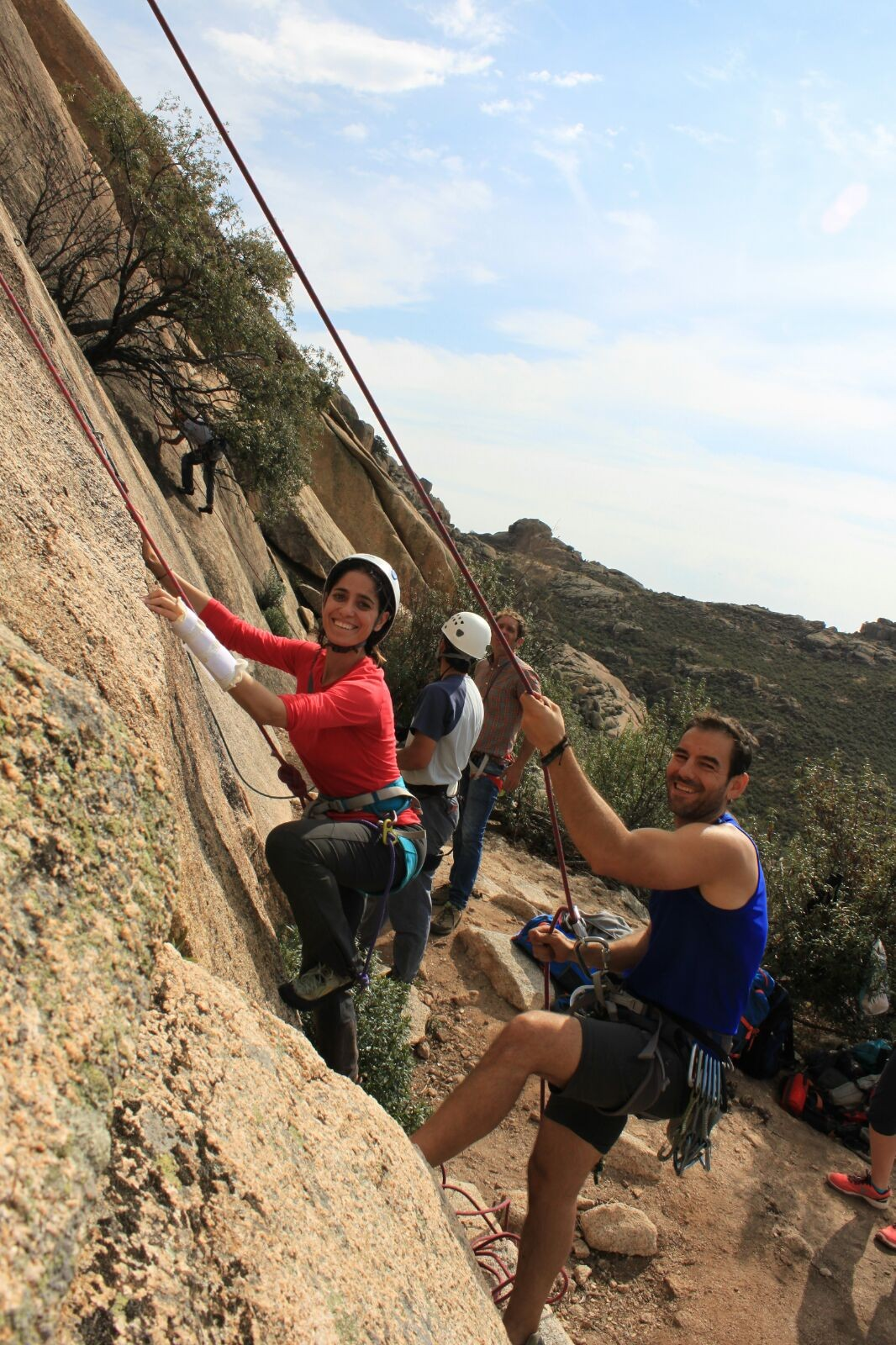 Comenzar a escalar es una de las mejores experiencias deportivas que hay.