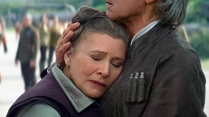 J.J. Abrams confiesa su cagada en el guion de Star Wars: El despertar de la Fuerza.