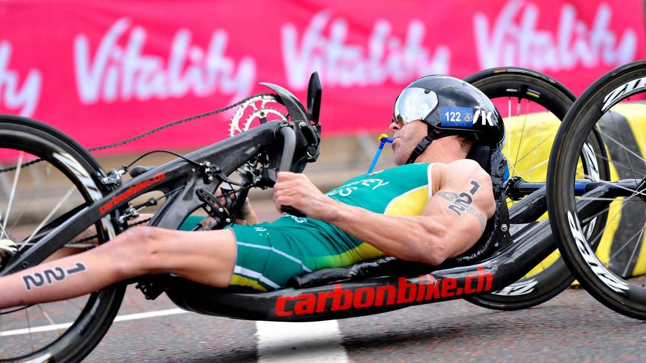 JJ.OO. Río 2016 incorporarán por primera vez como disciplina olímpica el Paratriatlón.