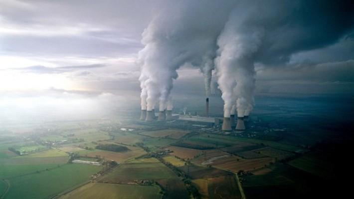 10 imágenes que demuestran que nuestro mundo está condenado. Contaminación