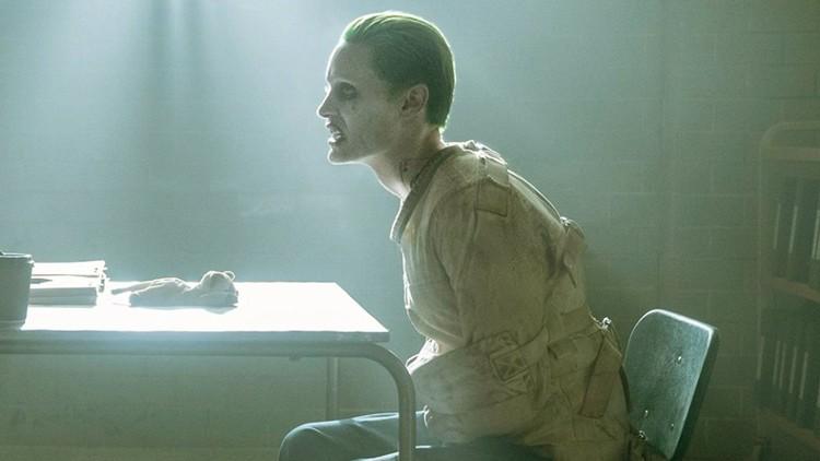 Jared Leto se reunió con asesinos y psicópara para crear al Joker de Escuadrón Suicida.
