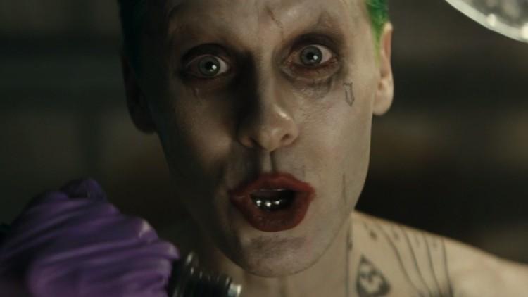 Para crear al Joker de Escuadrón Suicida, Jared Leto consultó a psiquiatras de homicidas.