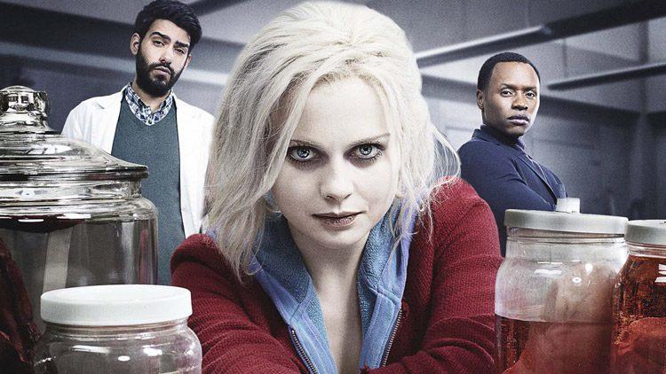 Netflix incorpora a su catálogo la serie iZombie, ficción basada en el cómic de DC.