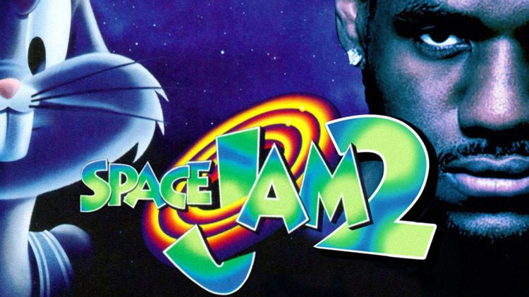 LeBron James coge el relevo de Michael Jordan en Space Jam, la famosa cinta de 1996.