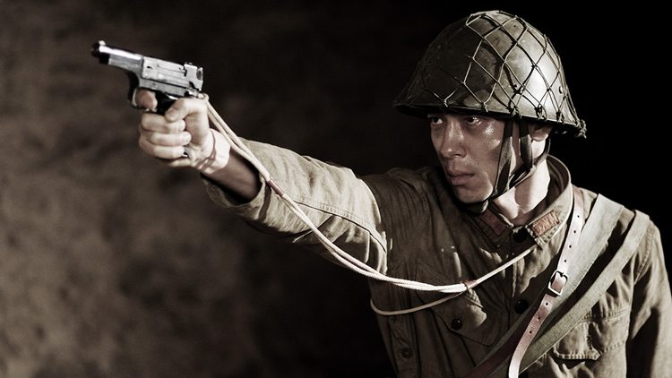 Top mejores películas bélicas de la IIGM. Cartas desde Iwo Jima (2006)