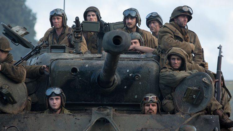 Corazones de acero, película de matar nazis