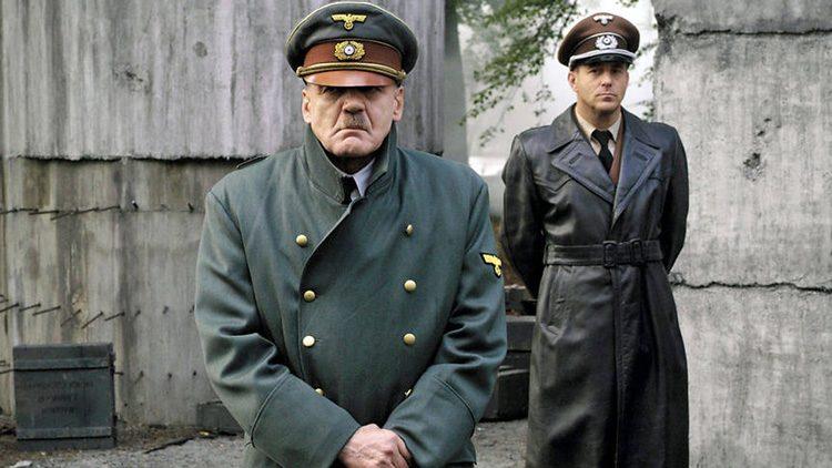 Top mejores películas bélicas de la IIGM. El hundimiento (2004)