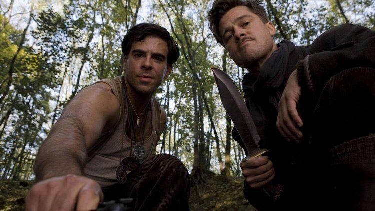 Top mejores películas bélicas de la IIGM. Malditos bastardos (2009)