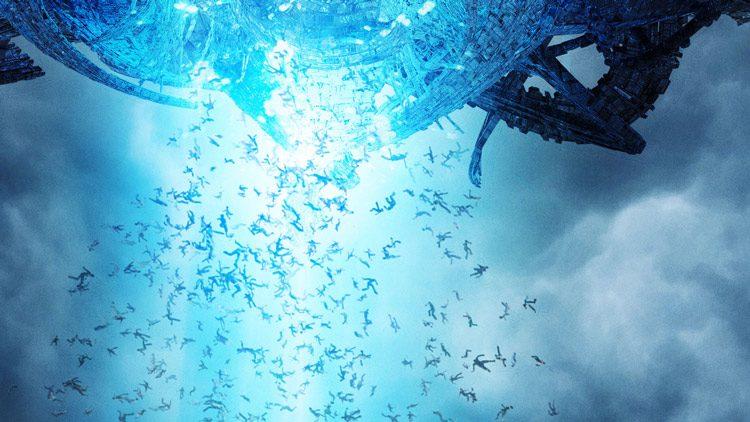 Top películas sobre aliens que vienen a la Tierra. Skyline (2010)