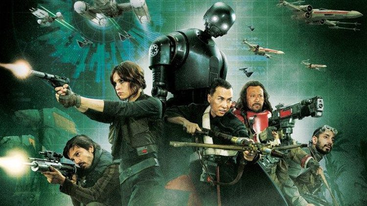 Darth Vader se suma a Rogue One: Una historia de Star Wars, el primer spin-off de la saga.