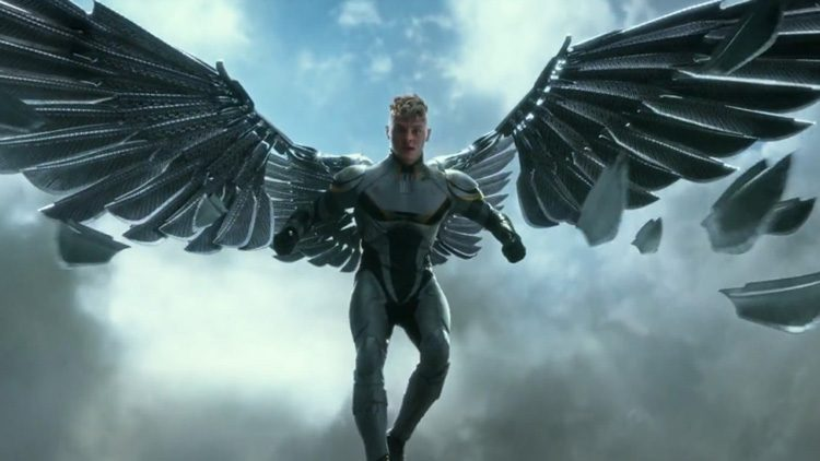 ¿Quién es quién en X-Men Apocalipsis? Warren Kenneth Worthington III/Ángel