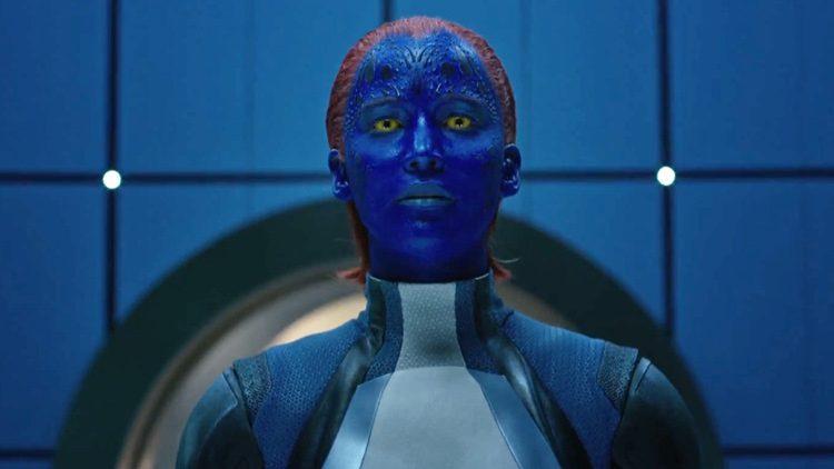¿Quién es quién en X-Men Apocalipsis? Raven/Mística
