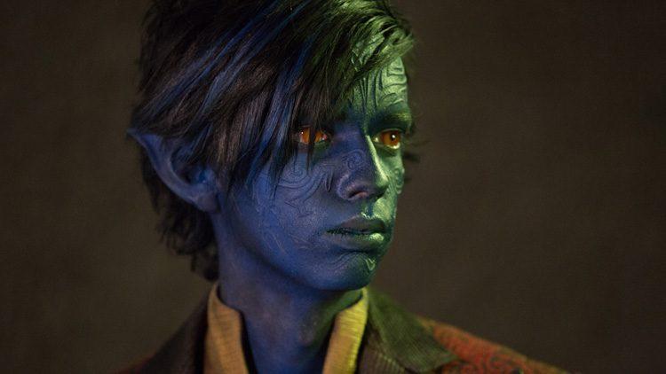¿Quién es quién en X-Men Apocalipsis? Kurt Wagner/Rondador Nocturno