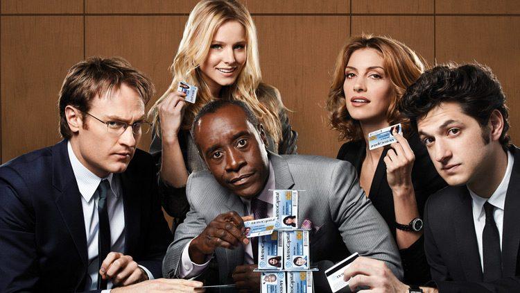 House of Lies es cancelada tras cinco temporadas emitidas en televisión en el canal Showtime.