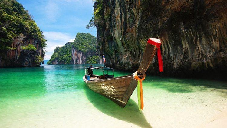 Top 10 islas más alucinantes del mundo. Phuket (Tailandia)
