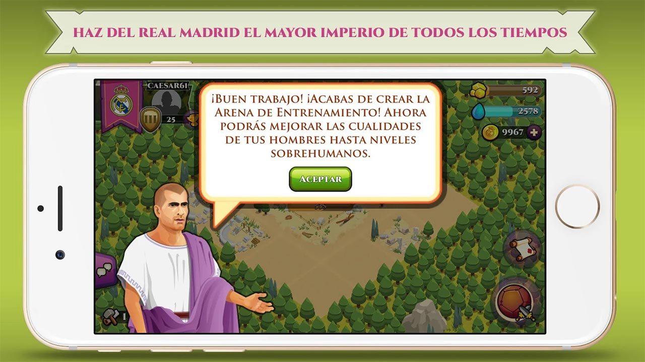 Real Madrid Imperivm 2016, Convierte la Undécima en un imperio