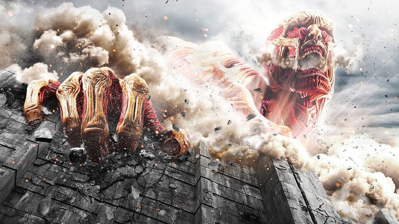 Ataque a los Titanes llegará a los cines de España