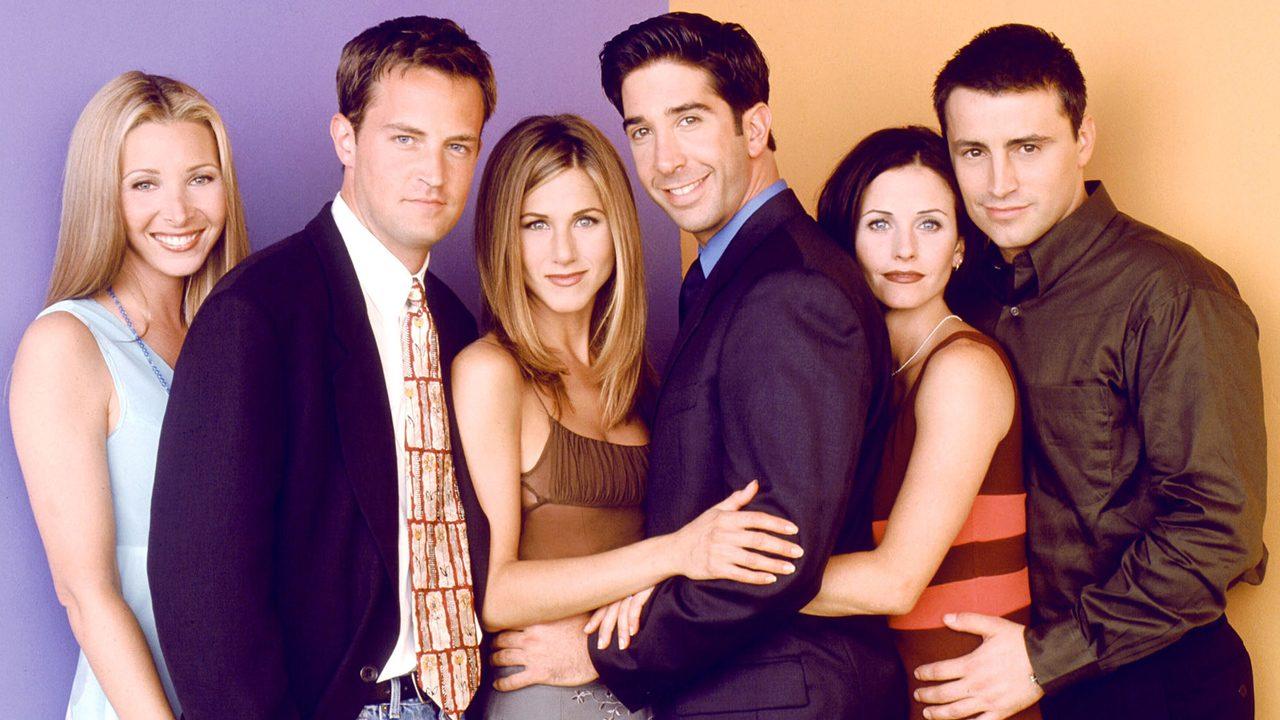 Netflix dispondrá de toda la serie Friends el 1 de julio
