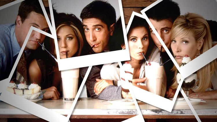 La plataforma Netflix dispondrá de toda la serie Friends a partir del próximo viernes 1 de julio.