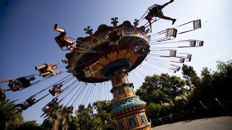 Los mejores parques de atracciones para el verano en España. Isla Mágica Sevilla
