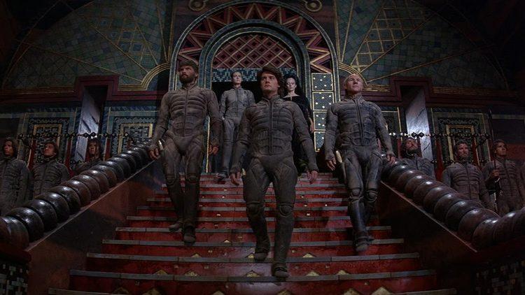 Actores y directores que aborrecen sus películas. David Lynch se fue desvinculando de la adaptación de Dune