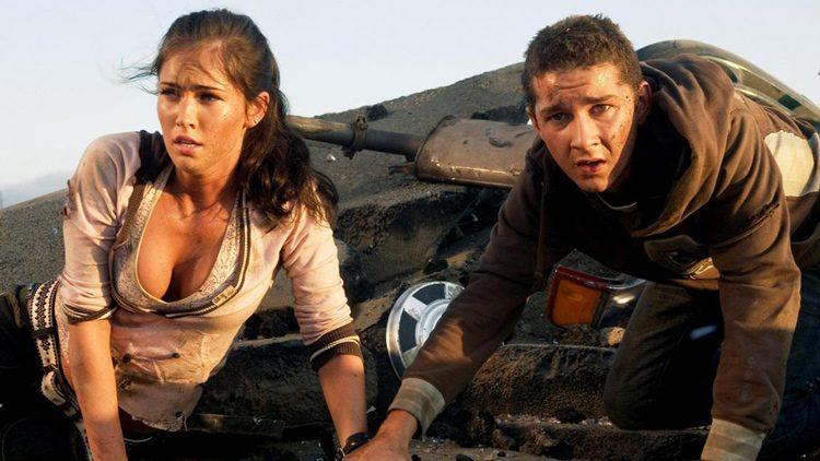 Actores y directores que aborrecen sus películas. Shia LaBeouf odia Transformers: La venganza de los caídos