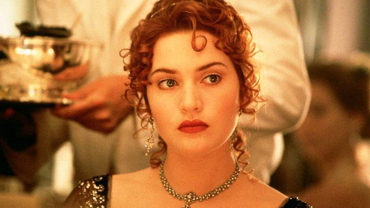 Actores y directores que aborrecen sus películas. Kate Winslet odia su actuación en Titanic