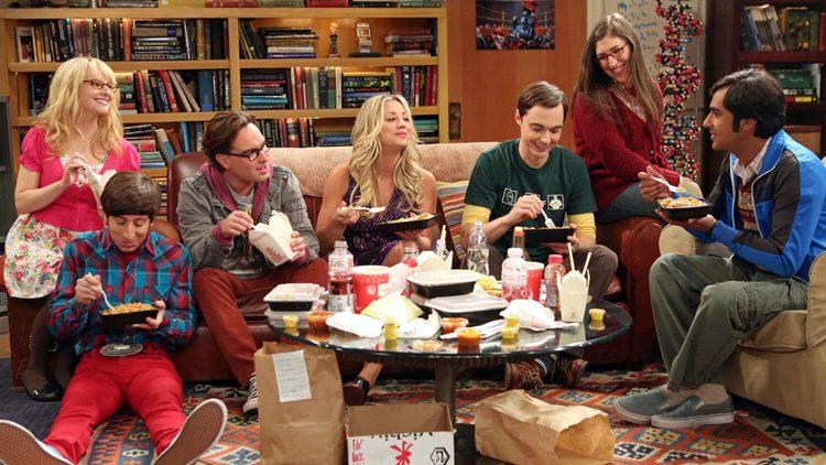 The Big Bang Theory renueva por dos temporadas más