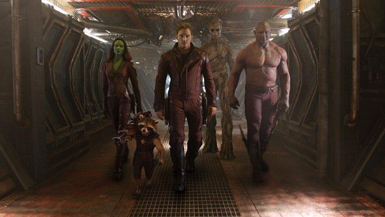 Guardianes de la Galaxia, una de las principales bazas de Marvel en su UCM