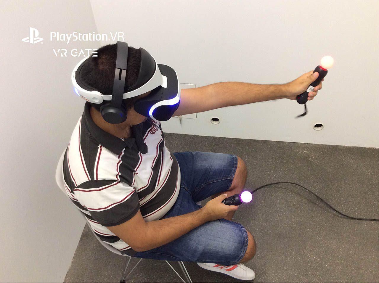 """VR Gate: """"He probado PlayStation VR ¡y lo necesito!"""""""