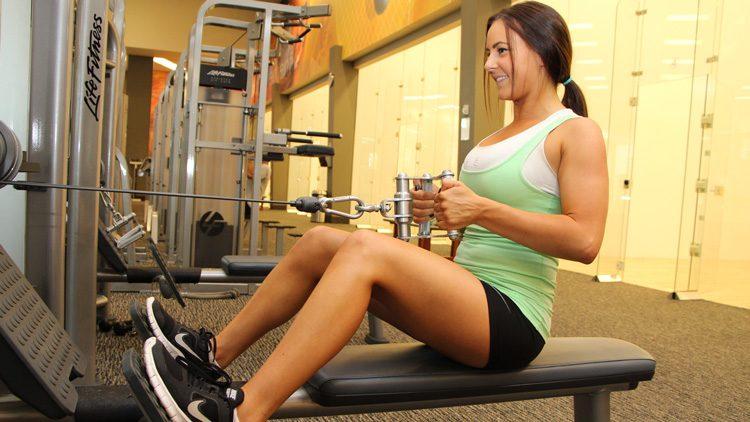 tabla gimnasio para ganar masa muscular