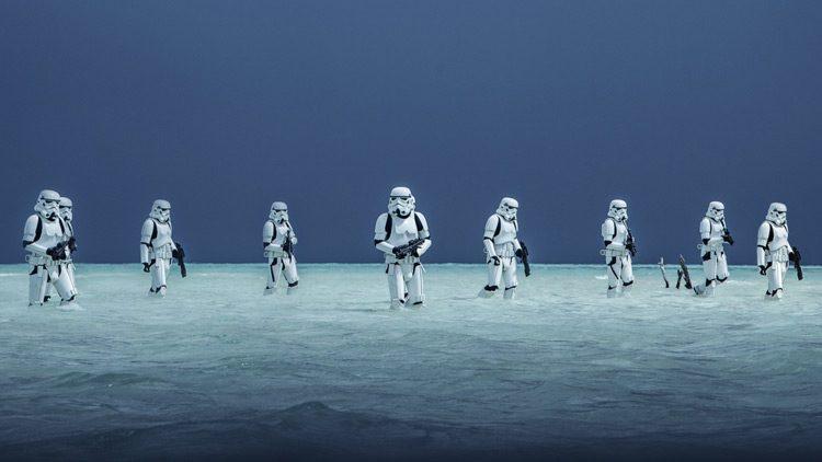 Rogue One: Una historia de Star Wars nos llevará hasta lugares que jamás se habían visto en la saga.