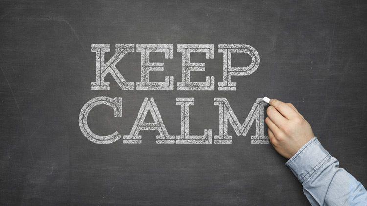 Keep Calm y atentos a nuestros consejos para perder el miedo a una exposición oral en clase.