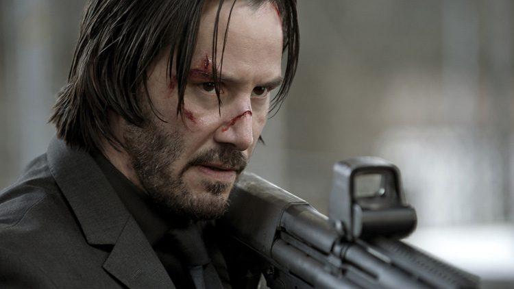 Keanu Reeves es John Wick