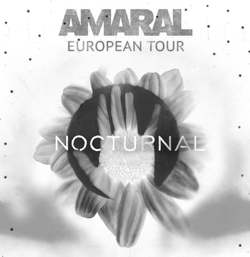 Amaral estrena disco y se va de gira por Europa