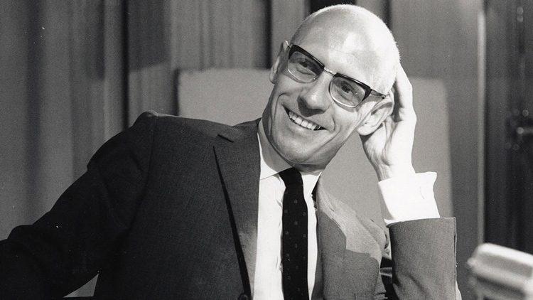 Michel Foucault, celebritie que falleció por VIH