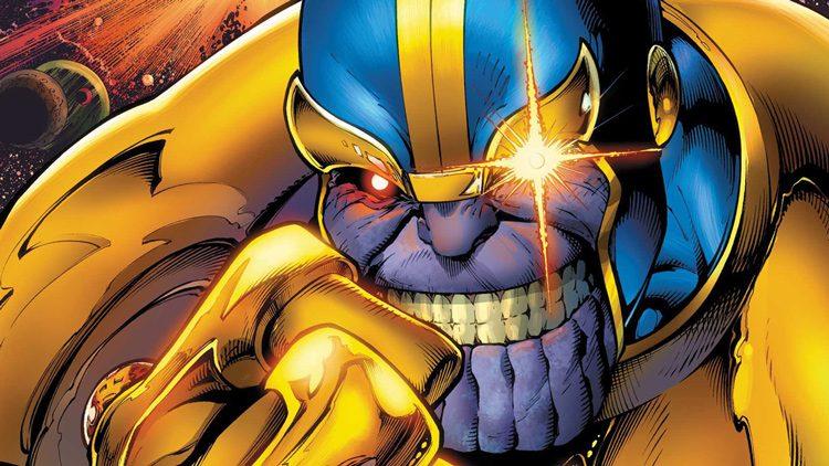 Thanos, el principal villano de Marvel