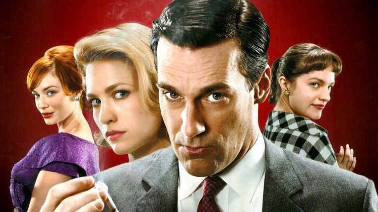 Mad Men, serie de HBO ya disponible