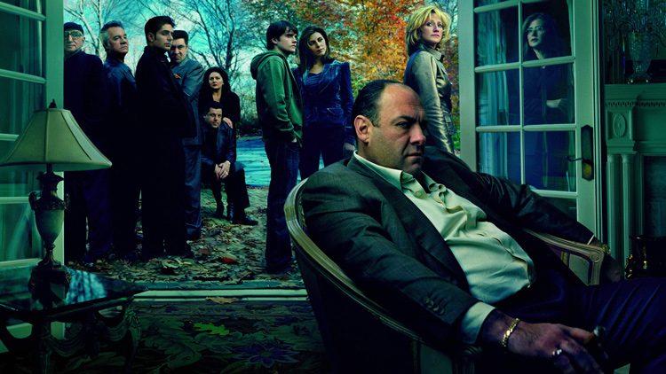 Los Sopranos, serie de HBO ya disponible