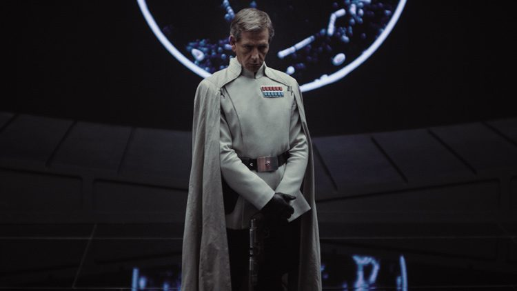 Ben Mendelsohn es Orson Krennic en Rogue One