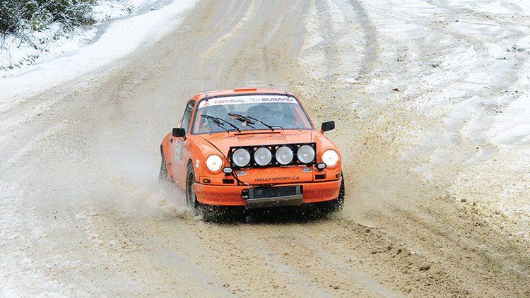 Rally de montaña, deportes motorizados para la montaña
