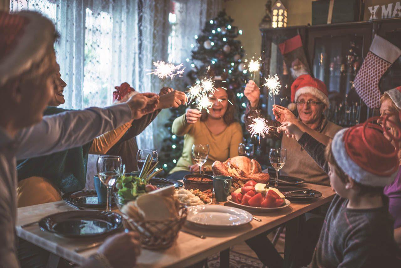 Fotos De La Navidad En Estados Unidos.Estados Unidos Vs Espana Como Se Celebra La Navidad En